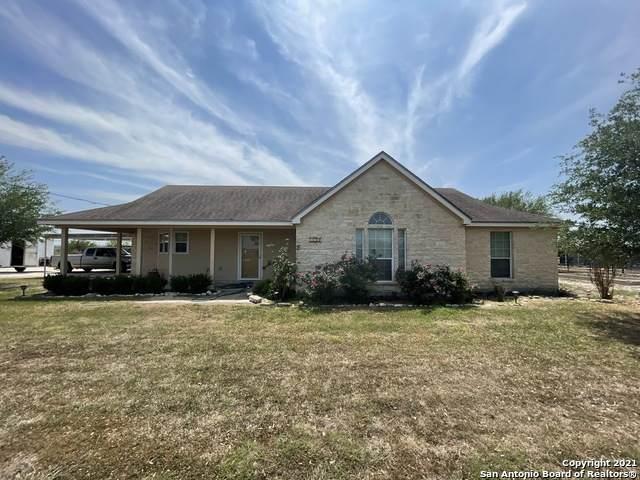 0 265 CR 227, Three Rivers, TX 78071 (MLS #1519793) :: BHGRE HomeCity San Antonio