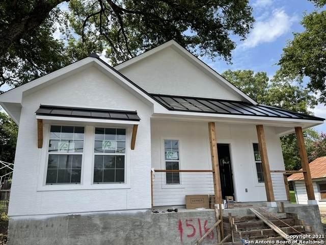 1516 Avant Ave, San Antonio, TX 78210 (MLS #1523827) :: The Lopez Group