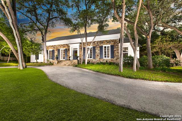 120 La Jara Blvd, Alamo Heights, TX 78209 (MLS #1524595) :: 2Halls Property Team | Berkshire Hathaway HomeServices PenFed Realty