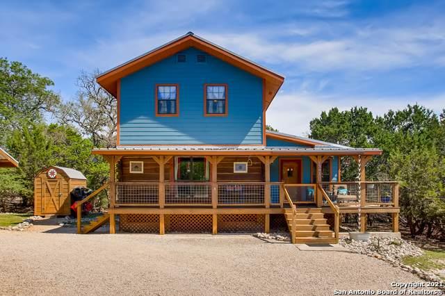 1381 Greenbriar Dr, Canyon Lake, TX 78133 (MLS #1525476) :: Keller Williams Heritage