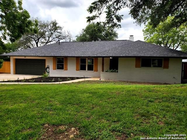 919 Patricia, San Antonio, TX 78213 (MLS #1525758) :: Beth Ann Falcon Real Estate