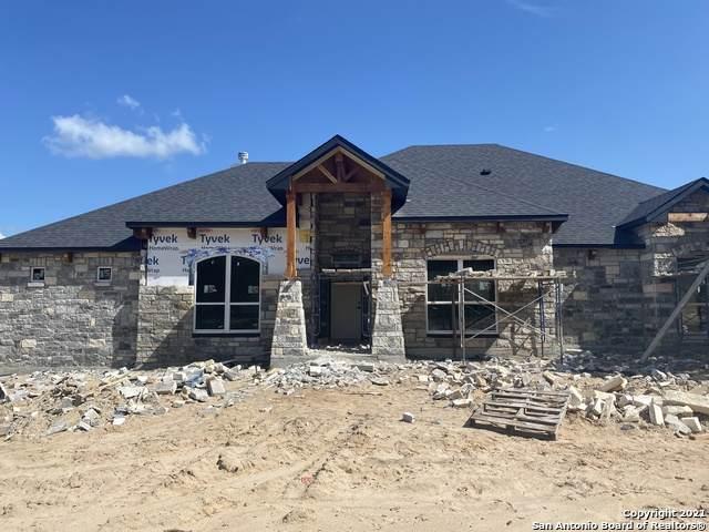 229 Cibolo Way, La Vernia, TX 78121 (MLS #1526524) :: Carter Fine Homes - Keller Williams Heritage