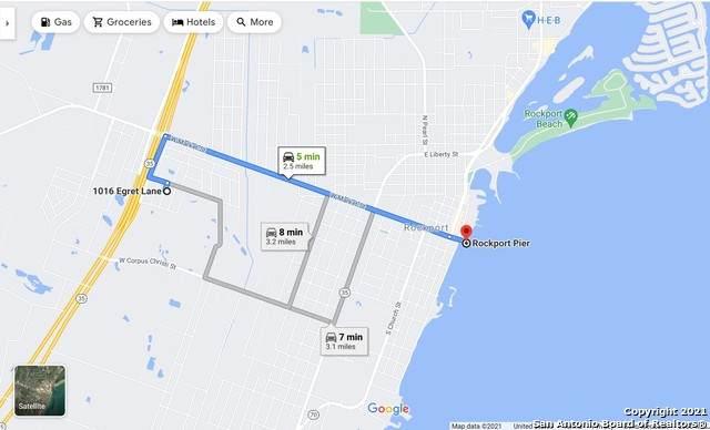 1016 Egret Ln, Rockport, TX 78382 (MLS #1526719) :: EXP Realty