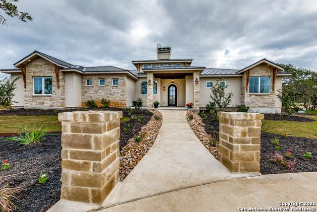 772 E Ansley Forest, Bulverde, TX 78163 (MLS #1527250) :: The Real Estate Jesus Team