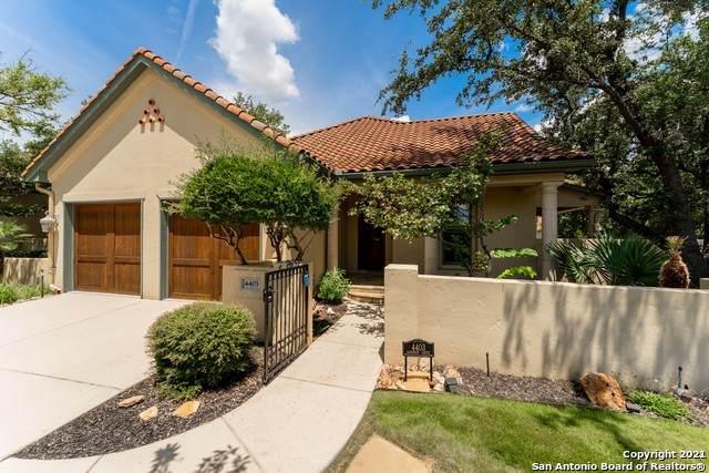 4403 Cameron Ct, Shavano Park, TX 78249 (MLS #1535887) :: Concierge Realty of SA