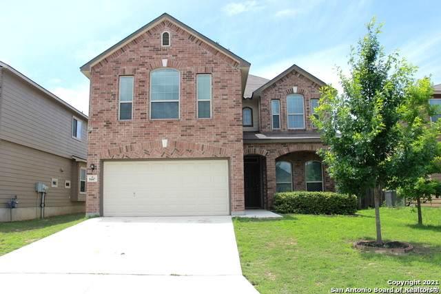 8447 Buckhorn Parke, San Antonio, TX 78254 (MLS #1537453) :: The Castillo Group