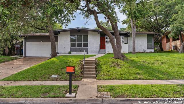 10707 Cedar Elm Dr, San Antonio, TX 78230 (MLS #1537705) :: The Lopez Group