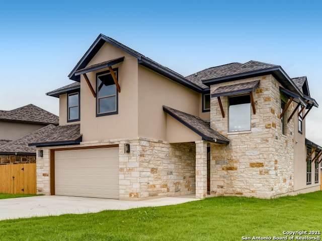 205 Ciela Vista, Seguin, TX 78155 (MLS #1537717) :: Texas Premier Realty