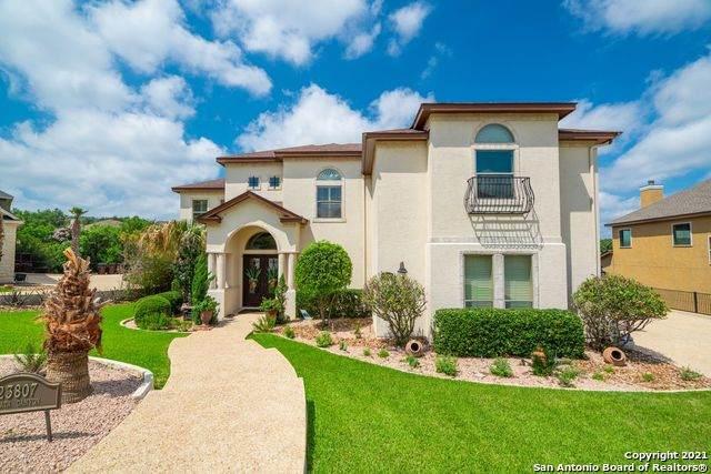 23807 Riata Canyon, San Antonio, TX 78258 (MLS #1538712) :: Concierge Realty of SA