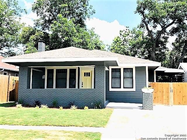 1209 W Russell Pl, San Antonio, TX 78201 (MLS #1538815) :: Beth Ann Falcon Real Estate