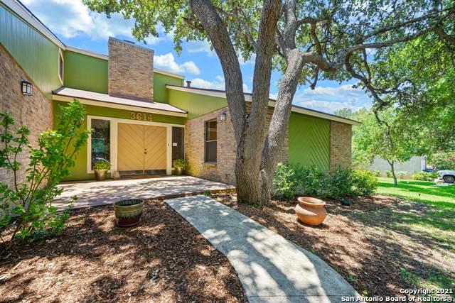 3614 Green Spring, San Antonio, TX 78247 (MLS #1539499) :: The Real Estate Jesus Team
