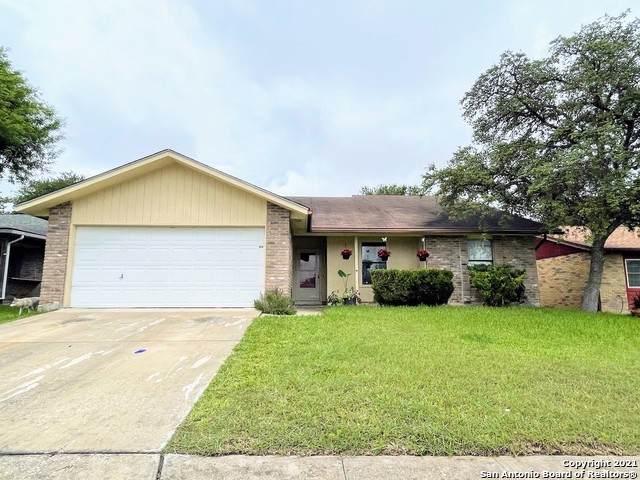 4818 Cherry Tree Dr, Schertz, TX 78108 (MLS #1542560) :: Exquisite Properties, LLC