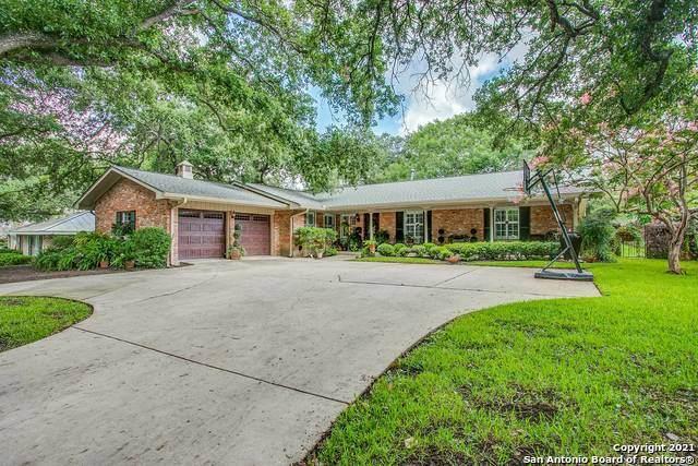 2303 Briarwood, San Antonio, TX 78209 (MLS #1546144) :: The Lopez Group