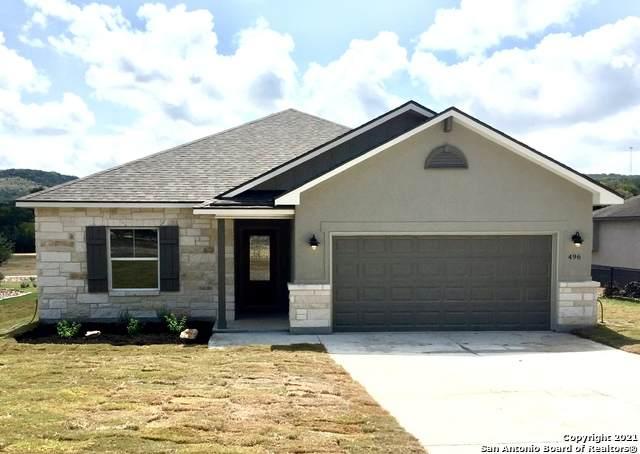 496 Shayla Ln, Canyon Lake, TX 78133 (MLS #1547064) :: The Lopez Group