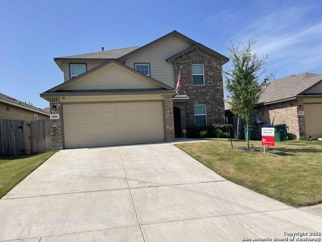 5806 Lazo Valley, San Antonio, TX 78244 (MLS #1548140) :: Tom White Group