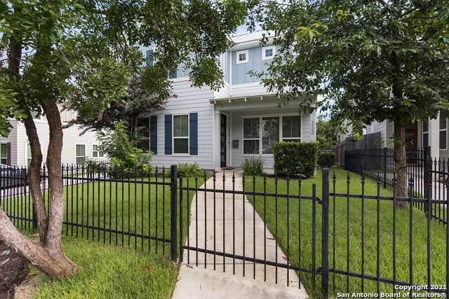 223 Claremont Ave #101, San Antonio, TX 78209 (MLS #1549269) :: Countdown Realty Team