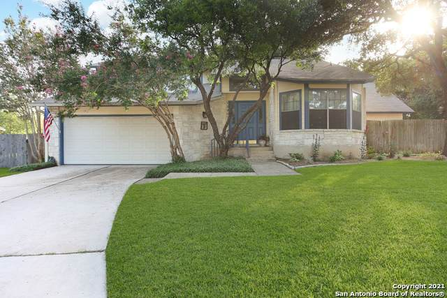 13907 Foothills Court St, San Antonio, TX 78249 (MLS #1549470) :: Beth Ann Falcon Real Estate