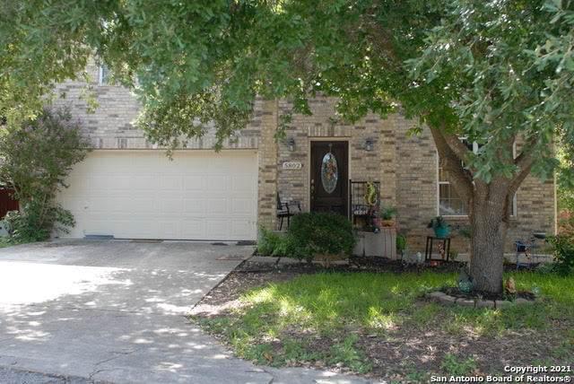 5802 Bellaire Pt, San Antonio, TX 78249 (MLS #1549904) :: EXP Realty