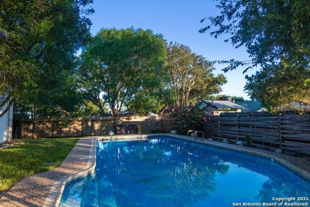 16411 Burr Hill St, San Antonio, TX 78247 (MLS #1552660) :: Beth Ann Falcon Real Estate