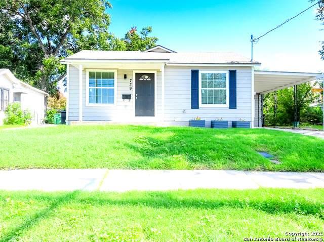 739 Mckinley Ave, San Antonio, TX 78210 (MLS #1552867) :: The Glover Homes & Land Group