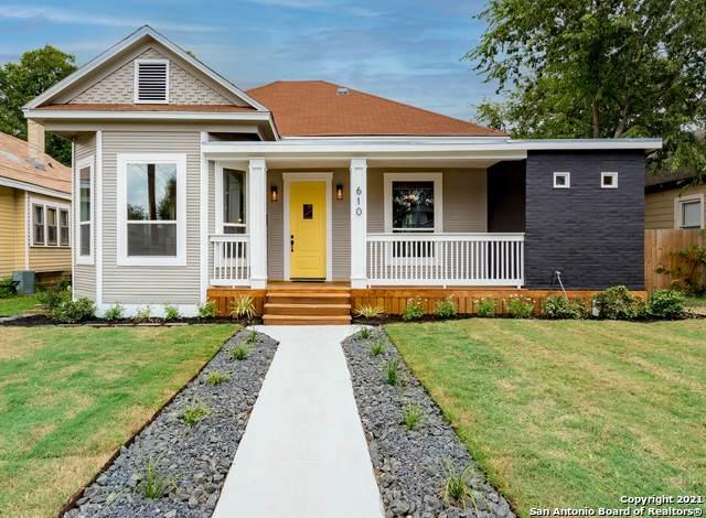 610 Saint James, San Antonio, TX 78202 (MLS #1557681) :: Alexis Weigand Real Estate Group