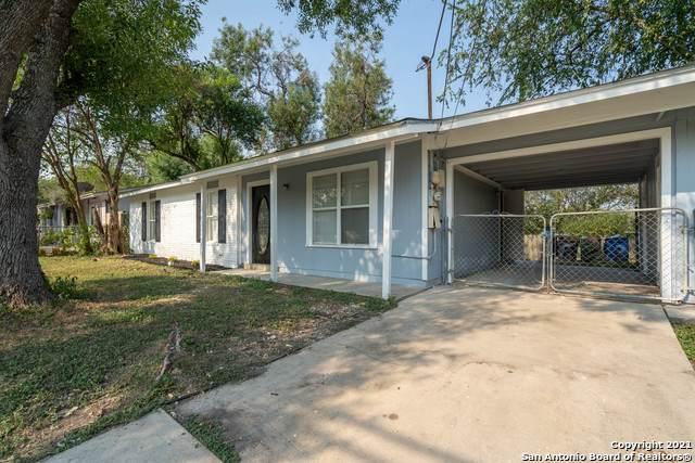 2507 Gunsmoke, San Antonio, TX 78227 (MLS #1559086) :: Phyllis Browning Company