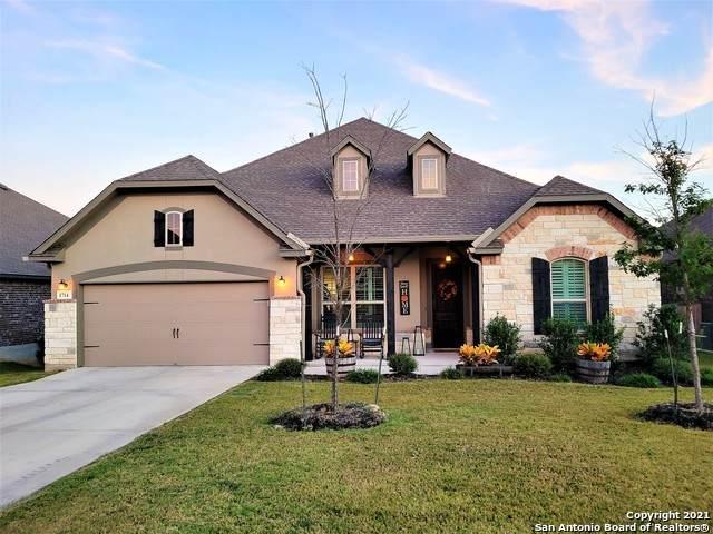 1714 Small Creek, San Antonio, TX 78260 (MLS #1561998) :: Bexar Team