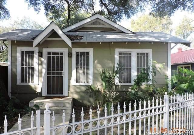 709 Evergreen Ct, San Antonio, TX 78212 (MLS #1566957) :: 2Halls Property Team | Berkshire Hathaway HomeServices PenFed Realty