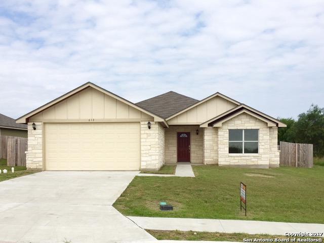 612 Cadena Loop, Kenedy, TX 78119 (MLS #1204041) :: Exquisite Properties, LLC