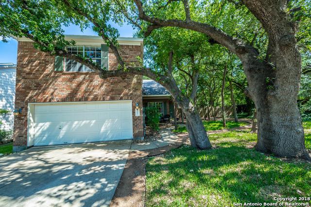 2481 Mocine Elm, Schertz, TX 78154 (MLS #1296312) :: Exquisite Properties, LLC