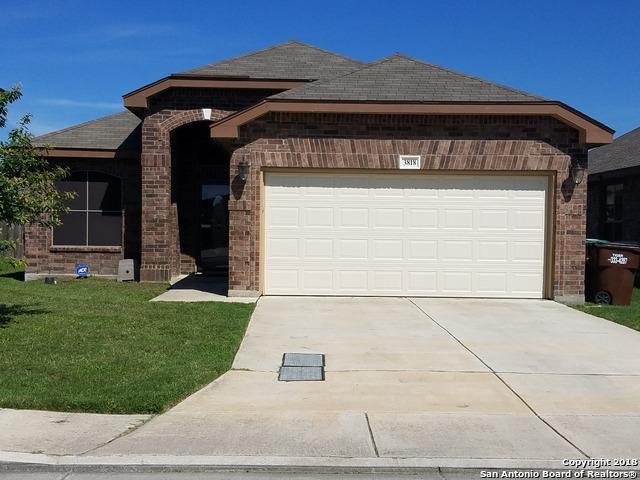 3818 Bacall Way, Converse, TX 78109 (MLS #1302303) :: Exquisite Properties, LLC