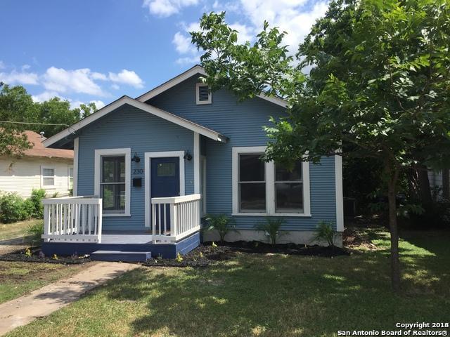 230 Porter St, San Antonio, TX 78210 (MLS #1312349) :: Magnolia Realty