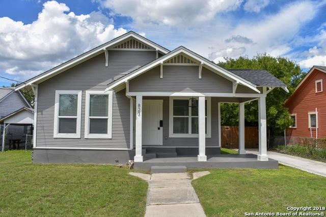 823 W Hollywood Ave, San Antonio, TX 78212 (MLS #1336245) :: Alexis Weigand Real Estate Group
