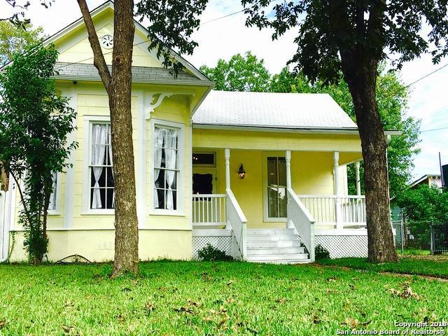 1811 W Woodlawn Ave, San Antonio, TX 78228 (MLS #1345178) :: Magnolia Realty