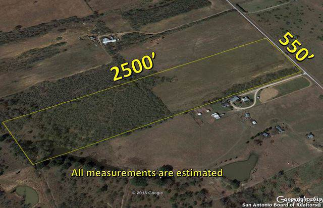 TBD Cooksey Rd, Adkins, TX 78101 (MLS #1347656) :: Neal & Neal Team