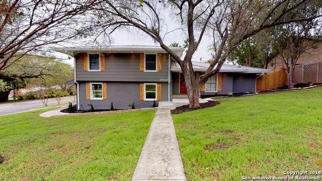 7510 Robin Rest Dr, San Antonio, TX 78209 (MLS #1347971) :: The Suzanne Kuntz Real Estate Team