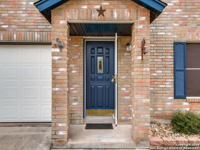 18646 Creekside Pass, San Antonio, TX 78259 (MLS #1351481) :: Alexis Weigand Real Estate Group
