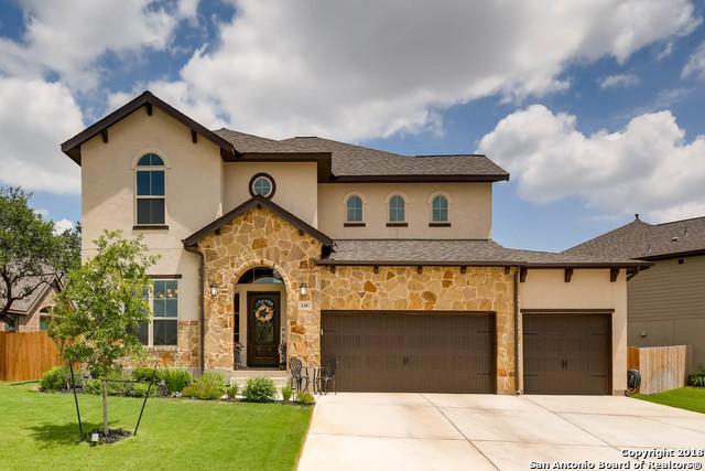 138 Cimarron Creek, Boerne, TX 78006 (MLS #1355389) :: Exquisite Properties, LLC