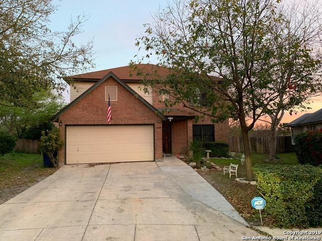 14410 Longleaf Palm, San Antonio, TX 78233 (MLS #1358242) :: The Mullen Group | RE/MAX Access