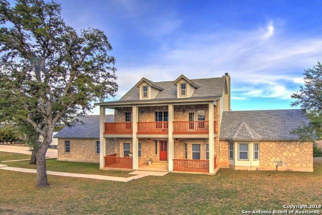 101 Lake Spur Dr, Boerne, TX 78006 (MLS #1359579) :: Exquisite Properties, LLC