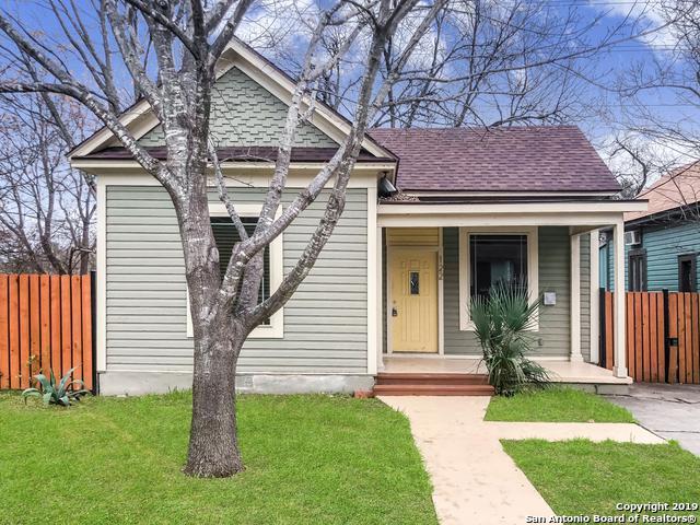 122 Aganier Ave, San Antonio, TX 78212 (MLS #1361821) :: Exquisite Properties, LLC