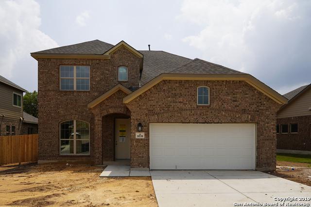 10538 Far Reaches Ln, San Antonio, TX 78023 (MLS #1364537) :: Alexis Weigand Real Estate Group