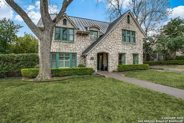204 Parklane Dr, Olmos Park, TX 78212 (MLS #1366694) :: BHGRE HomeCity