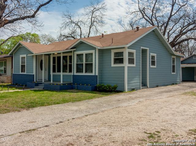 2018 Hicks Ave, San Antonio, TX 78210 (MLS #1367652) :: The Mullen Group   RE/MAX Access