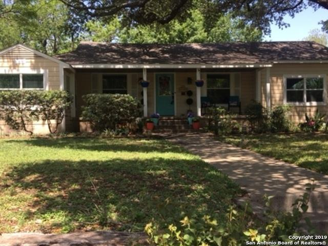 209 Larchmont Dr, San Antonio, TX 78209 (MLS #1369367) :: Alexis Weigand Real Estate Group