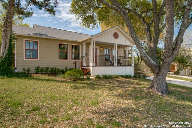 534 Pershing Avenue, San Antonio, TX 78209 (MLS #1372044) :: Alexis Weigand Real Estate Group