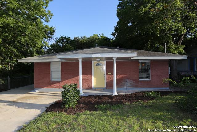 2314 E Houston St, San Antonio, TX 78202 (MLS #1381777) :: Erin Caraway Group