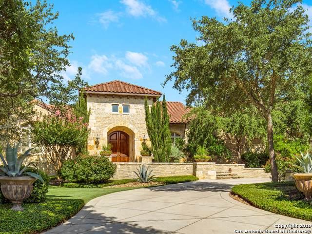 607 Bentley Manor, Shavano Park, TX 78249 (MLS #1398324) :: Santos and Sandberg
