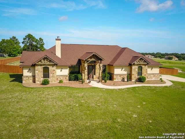 105 Abrego Lake Dr, Floresville, TX 78114 (MLS #1402895) :: BHGRE HomeCity