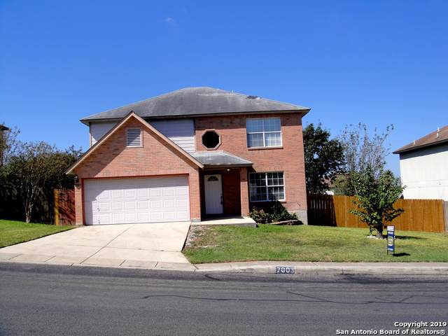 7003 Raintree Forest, San Antonio, TX 78233 (MLS #1405386) :: Alexis Weigand Real Estate Group